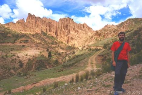 Camí a La Muela del Diablo, La Paz, Bolívia.