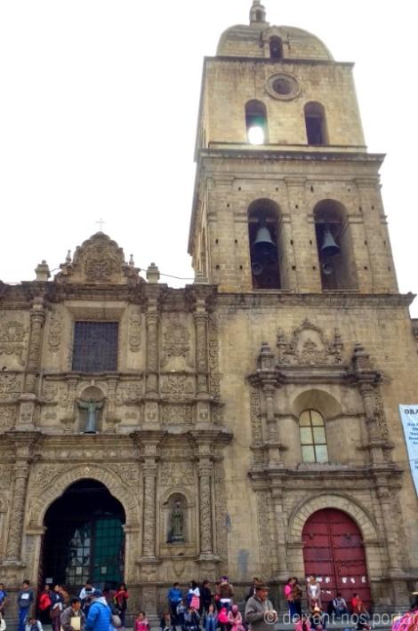 Esglesia Sant Francisco, La Paz, Bolívia.