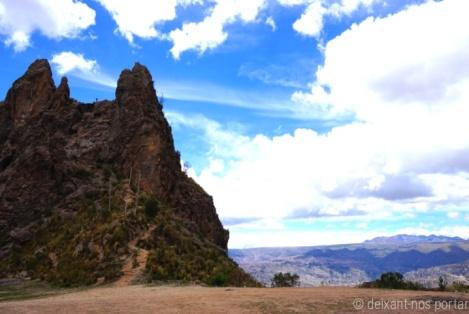 La Muela del Diablo, La Paz, Bolívia.