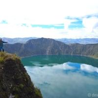 Quilotoa i Cotopaxi: els volcans d'Equador