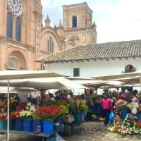 Baños - Cuenca - Guayaquil: ciutats de l'Equador